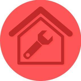 Gen servi para casa red circle